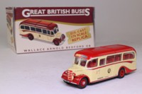 Atlas Editions 4 655 103; Bedford OB Coach; Wallace Arnold: Scarborough