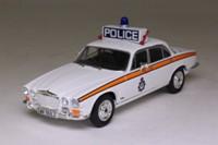 Atlas Editions 4 650 118; Jaguar XJ6 Mk1; West Yorkshire Police