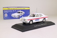 Atlas Editions 4 650 122; Ford Cortina MkIII; Essex Police