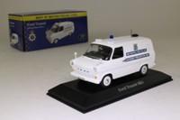 Atlas Editions 4 650 117; Ford Transit Van; Metropolitan Police Accident Prevention Unit