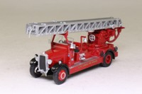 Atlas Editions 4144 103; 1937 Leyland TLM Fire Engine Turntable Ladder; London Fire Brigade, LCC