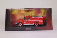 Atlas Editions 4144 111; Dodge D-500 Fire Truck; Watou, Belgium