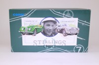 Corgi Classics 97681; Stirling's Choice 2 Pce Set; Jaguar XK120 & Austin Healey 3000