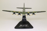 Atlas Editions B-17F Bomber; Memphis Belle - US Air Force