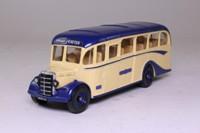 Corgi Classics C949/2; Bedford OB Duple Vista Coach; Royal Blue; Exeter