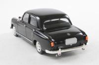 del Prado; 1956 Mercedes-Benz 180; Black