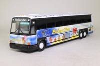 Corgi Classics 98427; MCI-102 DL3 Coach; Peter Pan Birthday Bus