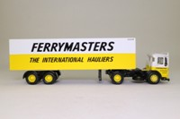 Corgi Classics 21301; AEC Ergomatic Cab; Articulated Box Trailer, Ferrymasters International Hauliers