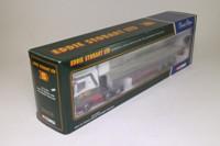 Corgi Classics CC13207; DAF XF Space Cab; Flatbed Trailer; Eddie Stobart Ltd