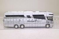 Oxford Diecast STOB011; Scania R Cab Horsebox; Stobart Sport, Eddie Stobart