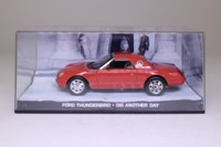 James Bond Ford Thunderbird; Die Another Day; Universal Hobbies