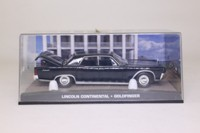 James Bond, Lincoln Continental; Goldfinger; Universal Hobbies