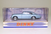 Dinky by Matchbox DY-13; 1955 Bentley 'R' Continental; Mid Blue, Metallic