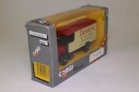 Corgi Classics C913; 1929 Thornycroft Van; Dewars Scotch Whiskey