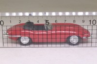Corgi Classics 96080; Jaguar E-Type; Top Down; Red; Century of Cars Series #02