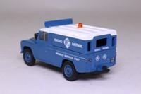 Corgi Classics 07414; Land-Rover Series 2 109; RAC - Radio Patrol