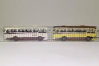 EFE 99906; Timpsons & Surrey Motors Harrington Coach Set; Surrey Motor Cavalier Coastal Express & Timpsons Grenadier Dest: Brighton