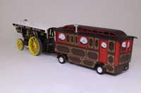 Corgi Classics 80110; Fowler B6 Steam Engine; Showman's Engine & Caravan, Onward, Le Circuit Mont Blanc