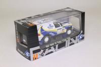 Solido 1597; BMW X5 Rallye Raid; Paris Dakar, Vent de Sable, RN207, Clean