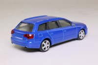 Mondo Motors 53124; 2004 Audi A4 Avant; Blue Metallic