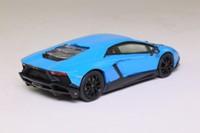 White Box WB500; 2013 Lamborghini Aventador LP 720-4; 50th Anniversary, Blue