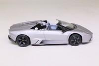 Minichamps 400 103960; 2010 Lamborghini Reventon Roadster; Grey Reventon