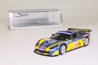 Spark S0177; Chevrolet Corvette C6; R, 2006 24hr of Spa, Menten, Belloc, Bornhauser, Bouvy, RN34