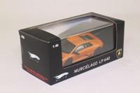 Hot Wheels P4884; Lamborghini Murcielago LP 640; Metallic Orange