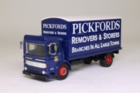 Corgi Classics 97894; AEC Ergomatic Cab; Box Van, Pickfords