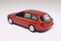 Minichamps 430 015012; 1995 Audi A4 Avant; Red Metallic
