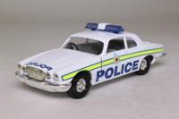 Corgi Classics 59202; Jaguar XJ12C Coupe; Central Police