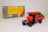 Corgi Classics C882; 1930 Thornycroft Lorry; Beer Truck, St Winefred's Brewery Co, Barrel Load