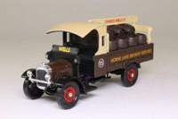 Corgi Classics C867/1; Thornycroft Beer Lorry; Charles Wells Ltd, Horne Lane Brewery, Bedford