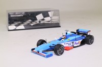 Minichamps 430 980006; Benetton Playlife B198 Formula 1; 1998, A Wurrz, RN6