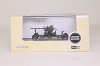 Oxford Diecast 76BF002; Bofors Gun 40mm; Military Olive