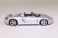 Minichamps WAP 020 074 11; 2003 Porsche Carrera GT; Open Top, Metallic Silver