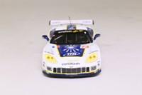 Spark S1489; Chevrolet Corvette C6R, 2008 Le Mans, Luc Alphand Aventures, JL Blanchemain, P Gouseslard, L Pasquali, RN73