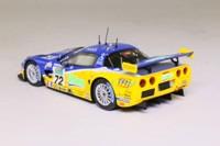 Spark S0175; Chevrolet Corvette C5-R; 2006 Le Mans, Team Luc Alphand Aventures; L Aphand, J Policand, P Gouseland; RN72