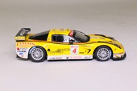 Spark S0167; Chevrolet Corvette C5-R; 2007 24 Hrs of Spa; A Kumpen, B Longin, K Mollekens; RN4