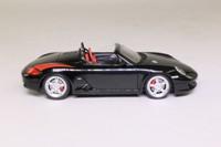 Spark S0708; 2006 RUF RK Spyder; Open Top, Black