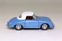 Detail 224; 1958 Porsche 356A Roadster; Soft Top, Light Blue