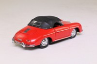 Detail 222; 1958 Porsche 356A Roadster; Soft Top, Red