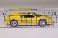 Detail 322; 1995 Ferrari 512M; Yellow
