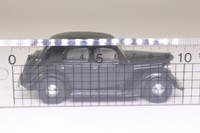 Dinky by Matchbox DY-5; 1950 Ford V8 Pilot; Black