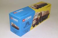 Corgi Classics 24501; Leyland Mouthorgan Cab; 8 Wheel Flatbed, J & A Smith Maddiston, Sheeted Load