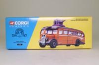 Corgi Classics 33201; AEC Regal Coach; Finglands, Manchester City, FA Cup Winners 1955/6