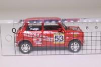 Corgi Classics CC82286; BL/Rover Mini; Mini Miglia Racing, Niven Burge, Corgi Miglia Car, 2010; RN53