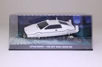 James Bond's Lotus Esprit; Underwater, The Spy Who Loved Me; Universal Hobbies