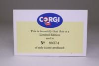 Corgi OOC 97900; AEC Reliance Bus; Devon General; Rte 9 Sidmouth