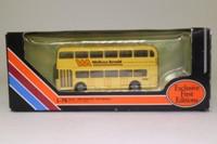 EFE 20418; Bristol VRIII Bus; Wallace Arnold; Rt 7 Welland Estate
